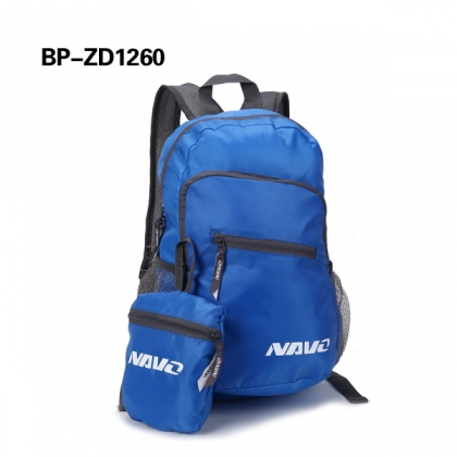 210D polyester backpack